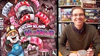 Kling Klang Klunker - Brettspiel - Let
