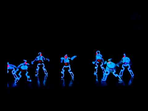 Tron-Dancecrew | Awesome !! 2013 [HD]