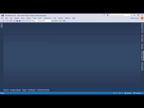 Creating And Installing A Windows Service