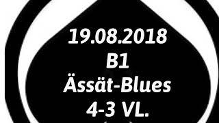 Juniori-Ässät - B1-joukkue - CCM-turnaus Finaali Ässät-Blues Maalikooste