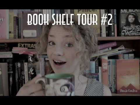 Book Shelf Tour #2