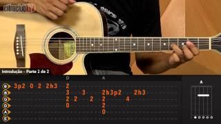 Ressuscita-me - Aline Barros (aula de violão completa)