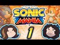 Sonic Mania: Havin' a Good Time - PART 1 - Game Grumps