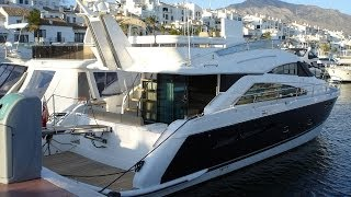 SOLD - 2010 Model Fairline Squadron 55 - Used boat for sale