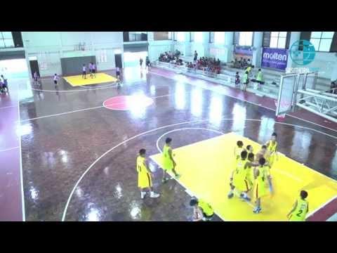 ถ่ายทอดสดการแข่งขันบาสเก็ตบอล สะเดา วันที่ 3