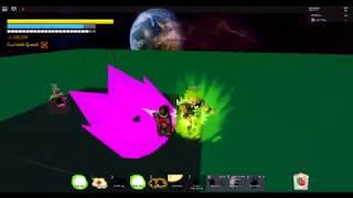 Como Red spam parte 2 (Dragon Ball Z final stand) (ROBLOX)