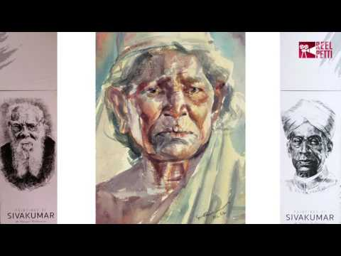 Actor Sivakumar's Art Exhibition | 75th Birthday Celebrations | Photos