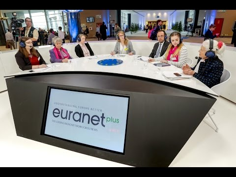 English part - Citizens' Corner debate on Europe's public health systems: Facing the future
