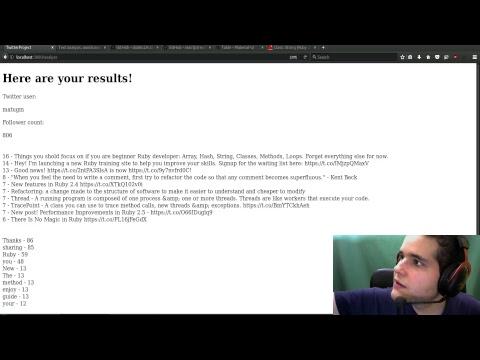 Ruby Live Coding