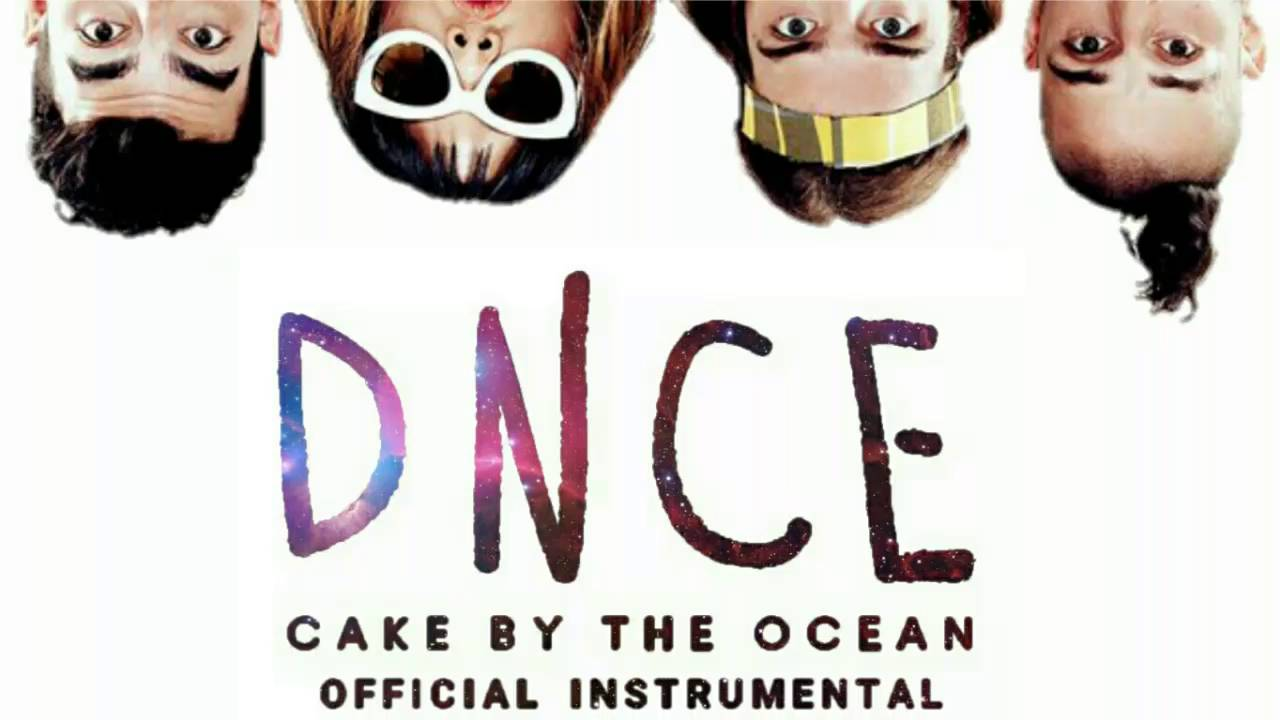 Dnce Cake By The Ocean Official Instrumental Youtube