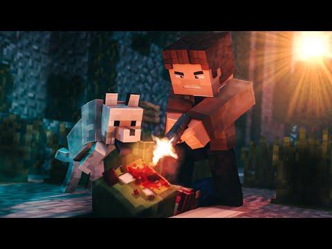 Майнкрафт сериал: ЭПИДЕМИЯ - Серия 2 (Minecraft сериал)