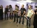 The Gospel Truth Choir - Tears in Heaven rehearsal clip