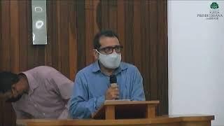 Culto Noite - Domingo 18/10/20 - Presb. José Ednei