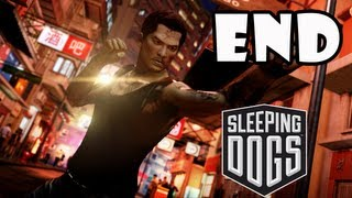 Sleeping Dogs - Gameplay Walkthrough - END -  Last Mission Big Smile Lee (PS3/XBOX360/PC) HD