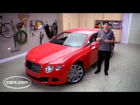 2014 Bentley Continental Gt Speed Youtube