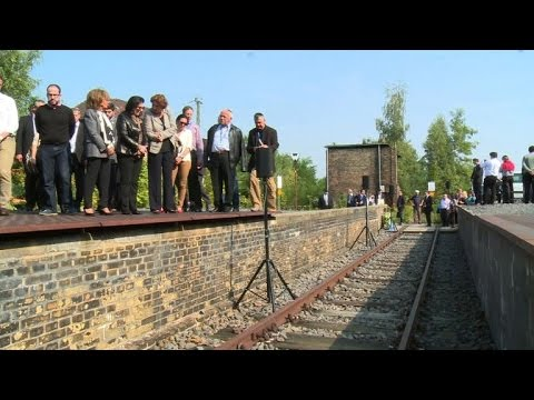 World Jewish Congress commemorates the Shoah on the 'Track 17'