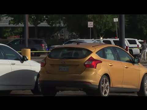 Shooting Outside Walmart Store in Pearland, Texas