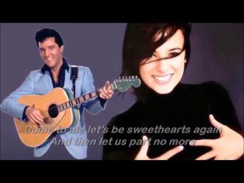 No More - Elvis Presley  (Karaoke)