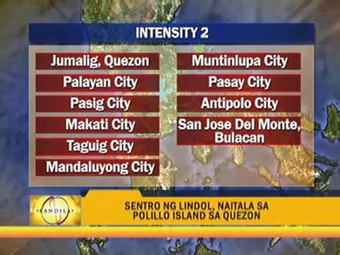 Magnitude 4.7 quake hits Luzon