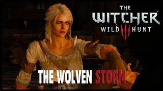 The Witcher 3: Wild Hunt - Песня по игре (The Wolven Storm)