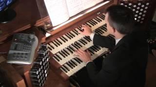 Organ Sonata (fragments) by Arnold Schoenberg