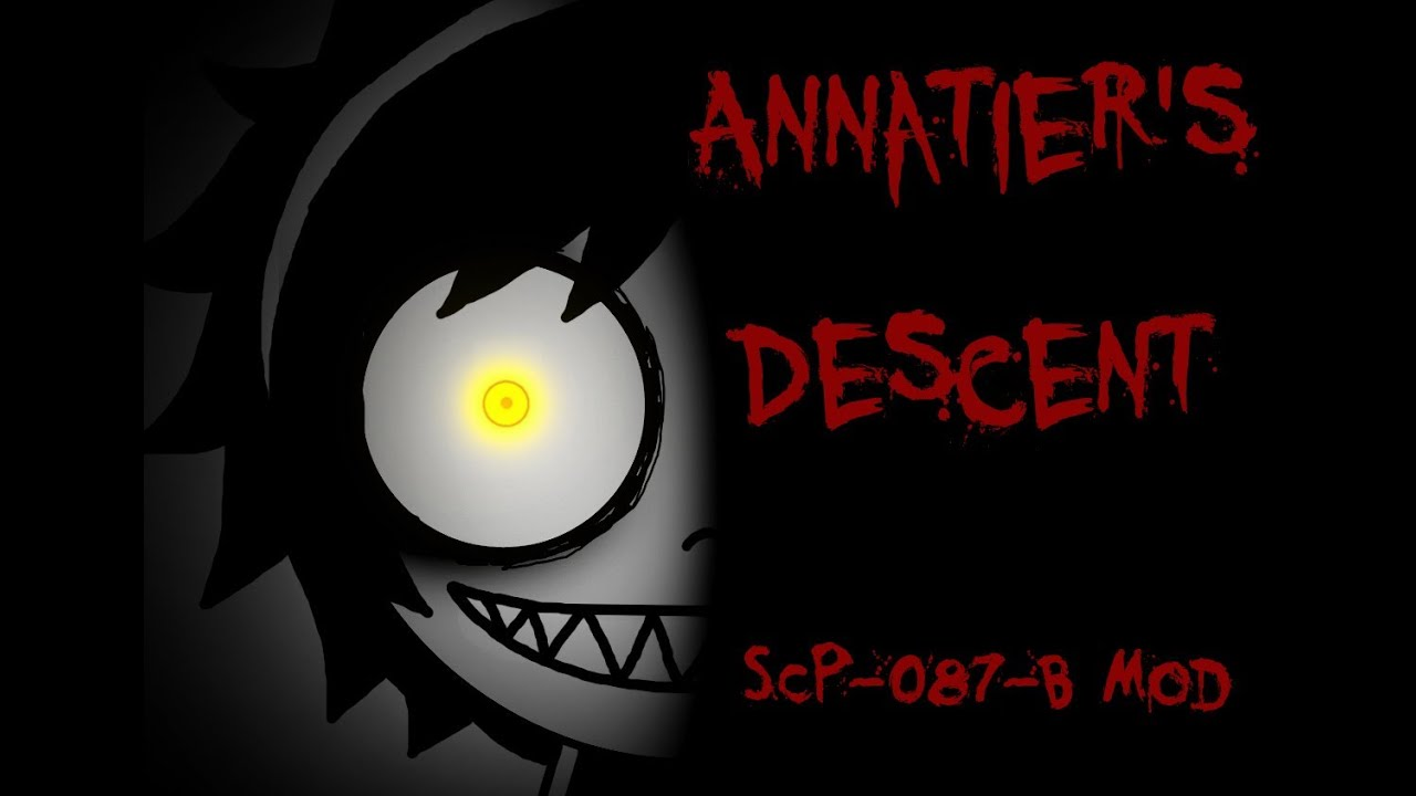 Annatier's Descent | SCP-087-B Mod part 1 | FunnyDog TV