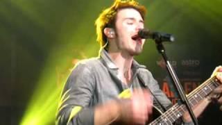 Kris Allen - Live Like We're Dying (Live in Kuala Lumpur Showcase)