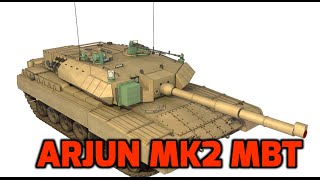 ARJUN MK2 : INDIA