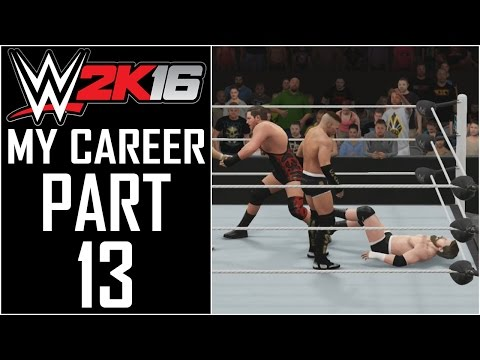 "WWE 2K16 - My Career - Let's Play - Part 13 - ""The Battle Of Alberta And The All-American"""