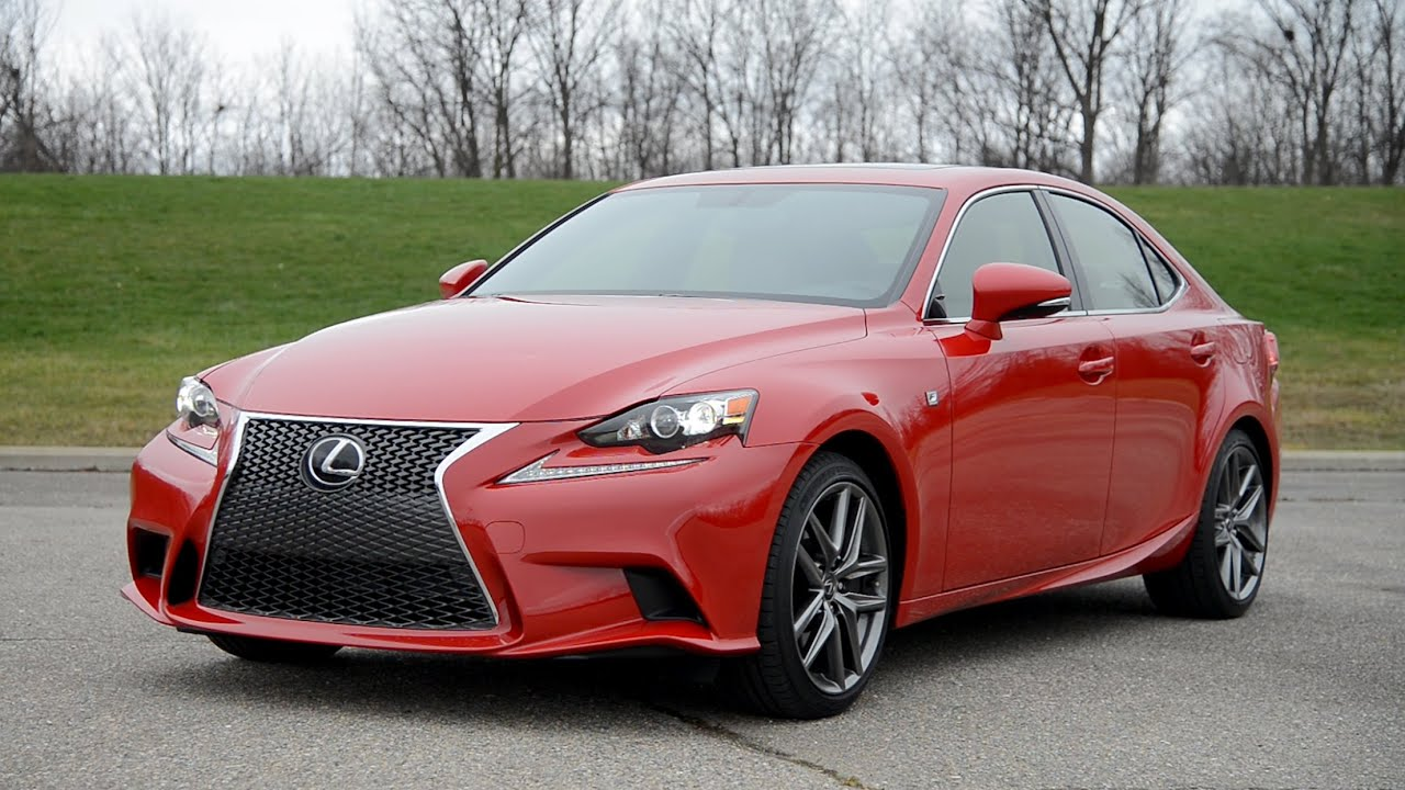 2016 lexus is 200t f sport wr tv pov test drive youtube. Black Bedroom Furniture Sets. Home Design Ideas