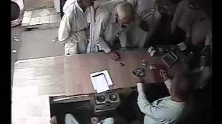 70 year old pocket maar caught on cctv camera jind