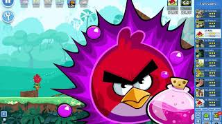 Angry Birds Friends tournament, week 342/A, level 5