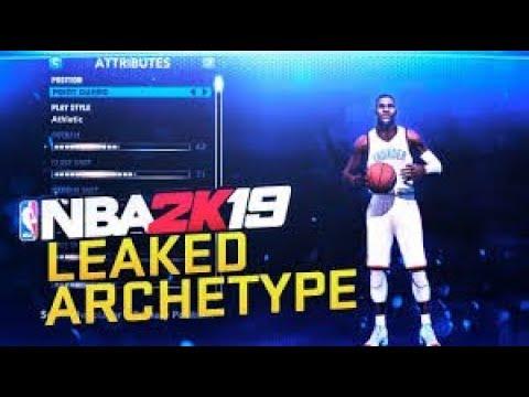 *NEW* NBA 2K19 ARCHETYPES & REP SYSTEM EXPOSED!! JORDAN REC CENTER CONFIRMED?!