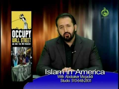 Occupy Wall St. - The Movement of the 99% - with Abobaker Mojadidi