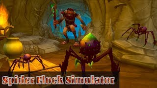 🕷🕸😎Spider Flock Simulator-By Yamtar Games-Android📱