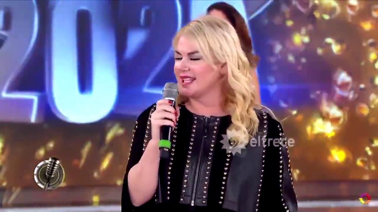 Esmeralda Mitre gritando como una pava a punto de ebullicion en el Cantando 2020 - YouTube