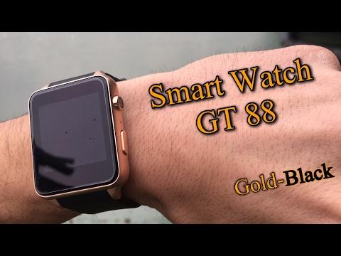 Smartwatch King Wear GT 88 - YouTube