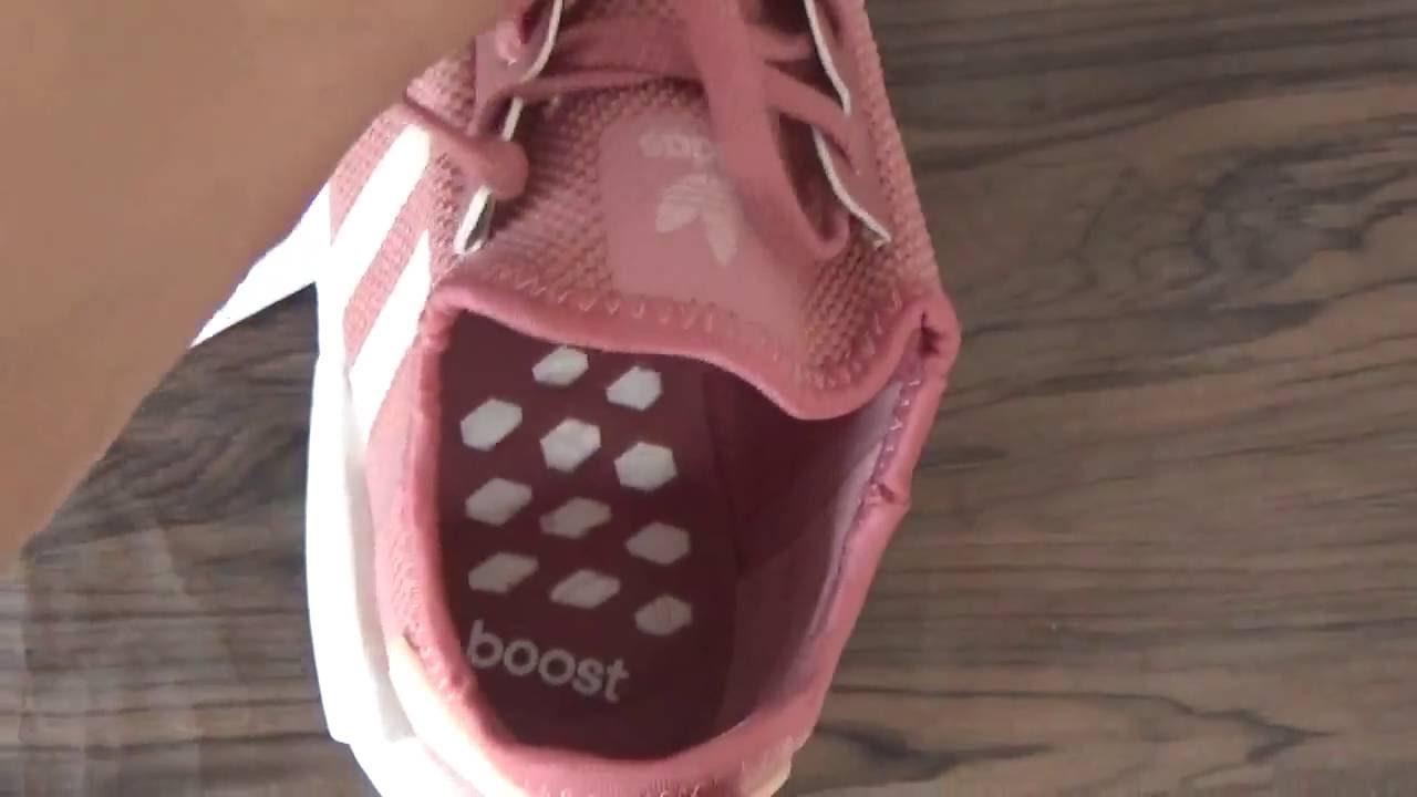 Adidas NMD R1 Runner WOMENS Salmon Raw Pink [Adidas 025