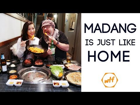 MADANG - Just like home [Where's The Food] S1E11 Sydney's Best Korean BBQ
