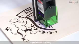 New ATOMSTACK A5 20W Laser Engraving Machine丨CNC Router丨DIY Laser Engraver - Banggood Tool Sets