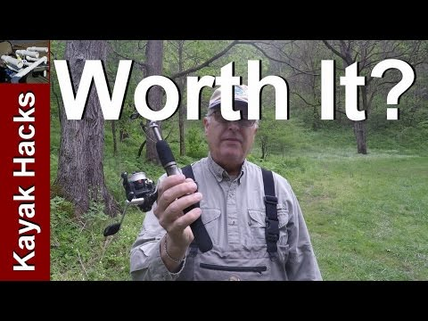 Collapsible Fishing Rods any Good? The Test!