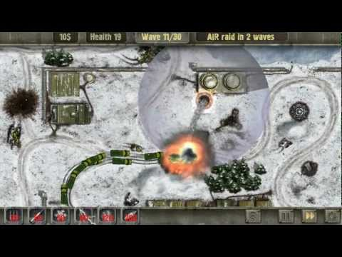 Флеш игры защита замка онлайн Tower Defence