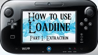 How to play Wii U backups using Loadiine Part 1: Extracting .wud files