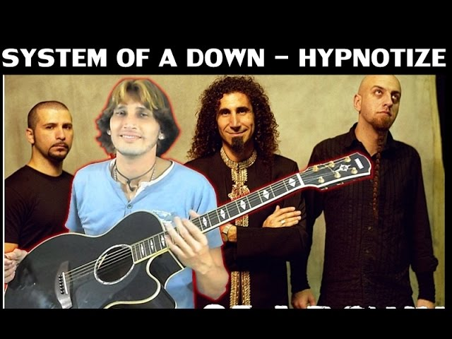 system-of-a-down-hypnotize-fingerstyle-guitar-solo-acoustic-guitar-solo-andre-luiz-chanel-oficial