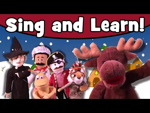 Sing and Learn with Marty Moose!