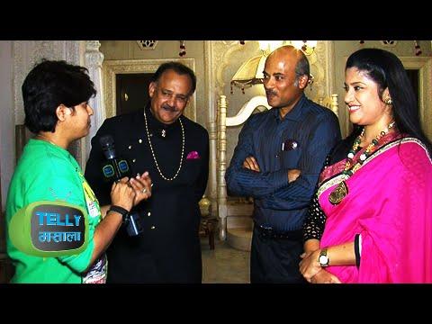 Sooraj Barjatya, Alok Nath And Renuka Shahane | INTERVIEW | Mere Rang Mein Rangne Wali | Life Ok