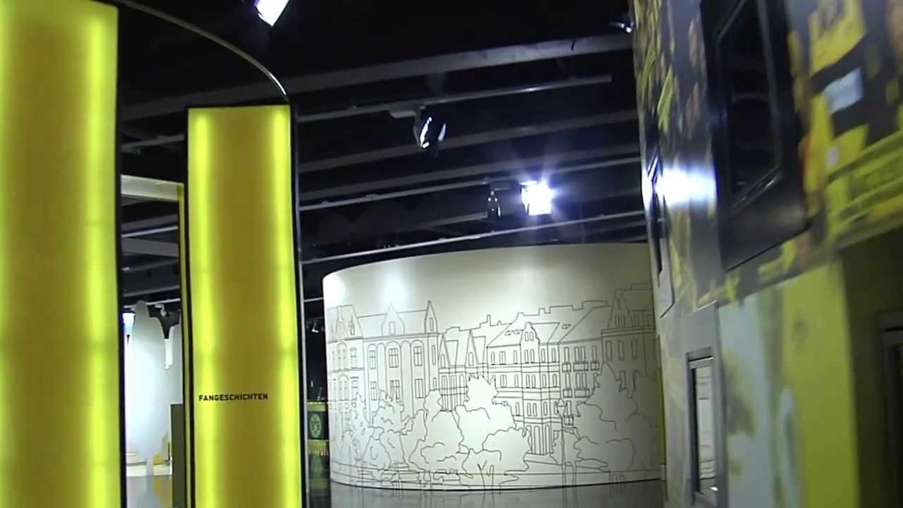 Rundgang durch das Borusseum - BVB Museum Borussia Dortmund