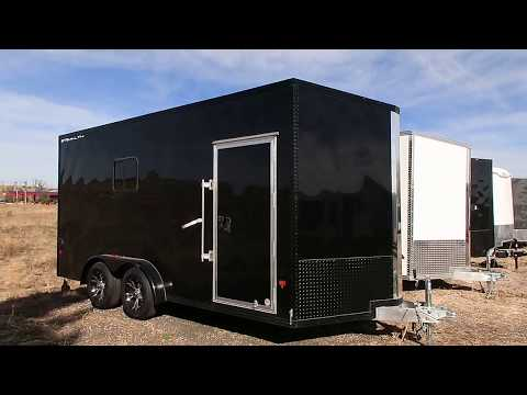 Perfect UTV / ATV trailer - light weight, insulated, extra height and width!