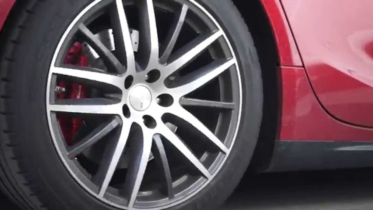 Smartrim takes sideways approach to preventing wheel damage