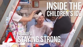 CNA | Inside The Children's ICU | E02 - Staying Strong